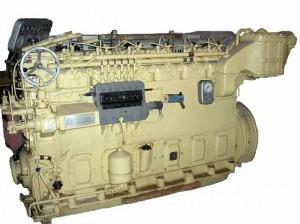 Производство запчастей для судовых двигателей